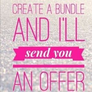 Closet cleanout👙👖bundle and save💗